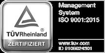 aixPAD Packhilfsmittel für Industrie und Handel - ISO 9001:2008